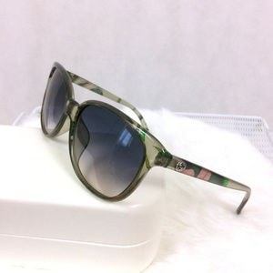 c459b7d9169 Gucci Accessories - NWT✨GUCCI Green Floral Cat Eye Sunglasses